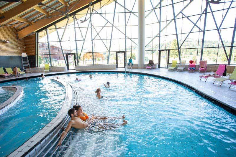 Piscine centre aqualudique les Saisies